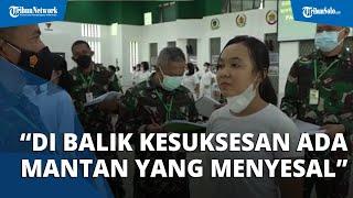 Viral Video Calon Kowad Sebut Masuk TNI karena Ingin Buat Mantannya Menyesal