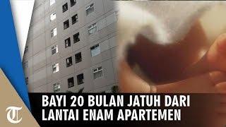 Miris Bayi Usia 20 Bulan Jatuh dari Lantai Enam Apartemen akibat Kelalaian Sepele Orangtuanya