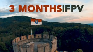 First 3 months of flying a FPV drone | Cinematic