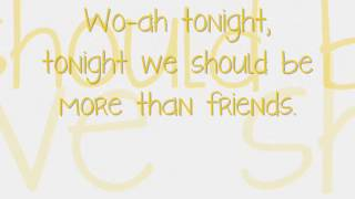 Inna - More Than Friends (Lyrics)