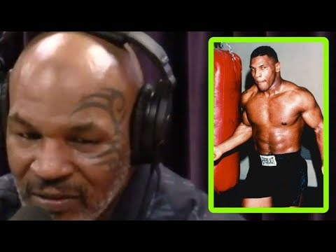 Mike Tyson having a very honest and humble discussion with Joe Rogan about how he sees his present self and why he doesn't work out any longer.