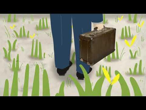 【臺南美學任意門】水交社文化園區「移動的記憶:水交社的凝視」系列動畫《一張木椅子》