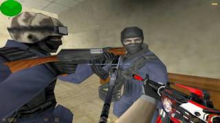 Сериал Counter-Strike 1.6 - Зомби апокалипсис №6 серия