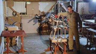 Krzesła Neva Produkcja