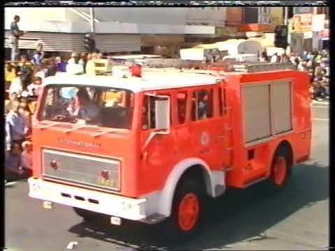 Bendigo Easter Festival Parade – 1991