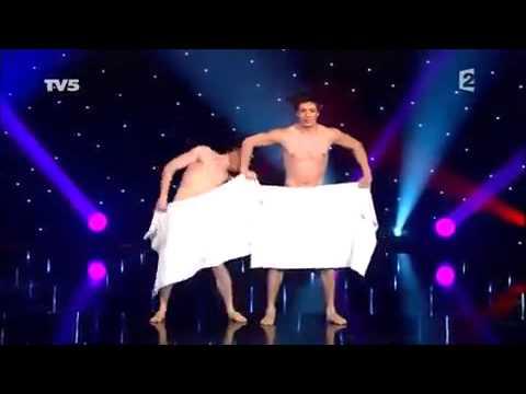 Der handtuch tanz