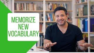 Luca Lampariello - 7 Insanely Effective Techniques To Memorize Vocabulary In A New Language