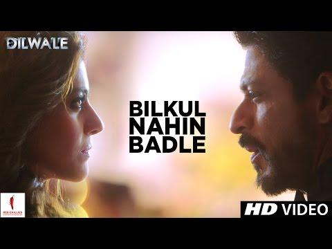 Dilwale | Bilkul Nahin Badle | Kajol, Shah Rukh Khan, Kriti Sanon, Varun Dhawan