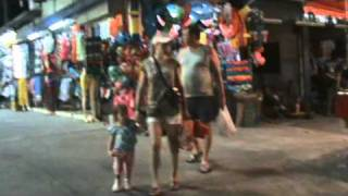 preview picture of video 'The streets of Pattaya'