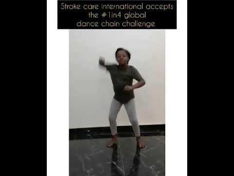 WSO Board Member Gloria Ekeng Joins the Dance Chain