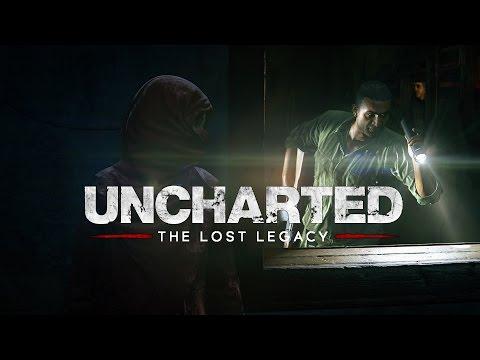 Игра для PS4 Uncharted: Утраченное наследие (Хиты PlayStation) [русская версия]