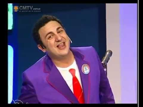 Topa video Pedro el navegante - CM Junio 2014
