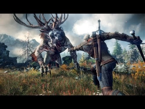 The Witcher 3 : Wild Hunt Trailer