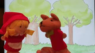 Conte: La caputxeta vermella