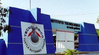 preview picture of video 'Recorrido por las instalaciones del Instituto Tecnológico de Tuxtla Gutierrez'