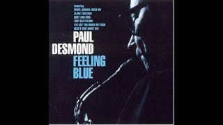 Paul Desmond – Feeling Blue – 1996