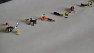 Новинки мормышки для зимней рыбалки