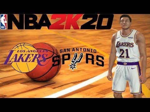 NBA 2K20 My Career Online (NBA 2K20 PS4 Gameplay Ep.4)
