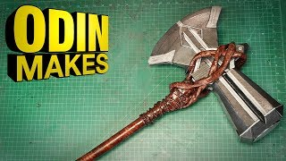 Odin Makes: Thor's Stormbreaker from Avengers: Infinity War - Video Youtube