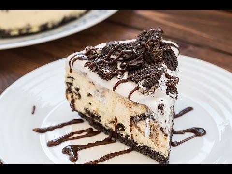 Oreo Cheesecake - Easy Delicious Cheesecake Recipe