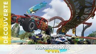 [FR] Découverte de TrackMania Turbo !
