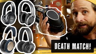 BLUETOOTH HEADPHONE DEATHMATCH!