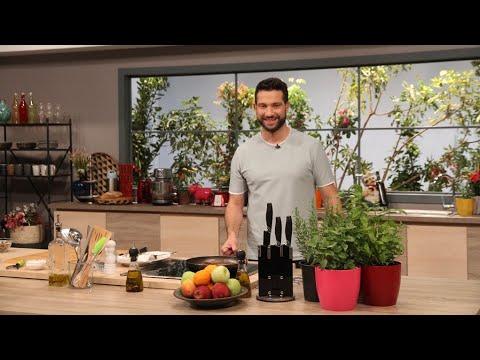 ΠΟΠ Μαγειρική – «Ελαιόλαδο  Κρασοτύρι – Σύκα Κύμης» | 13/06/2020 | ΕΡΤ