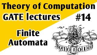 Finite Automata in Theory of Computation | DFA | Theory of Computation GATE Lectures