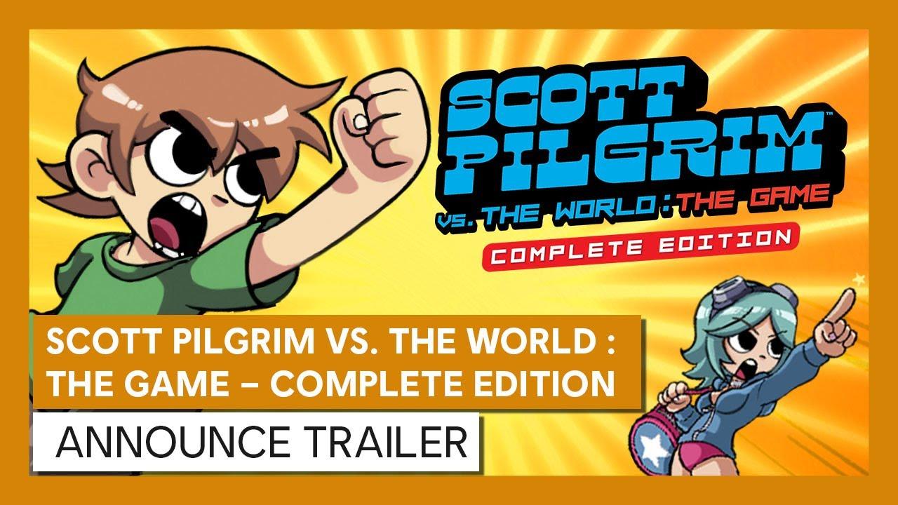 Trailer di Scott Pilgrim vs. the World: The Game - Complete Edition