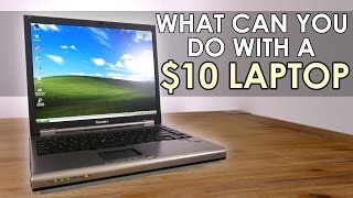 What can you do with a $10 LAPTOP?