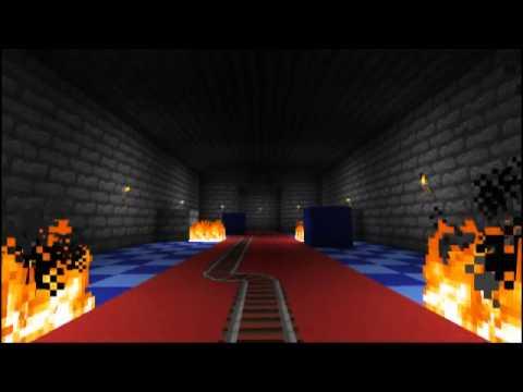 Nipl Minecraft Server N64 Mario Kart Bowser S Castle