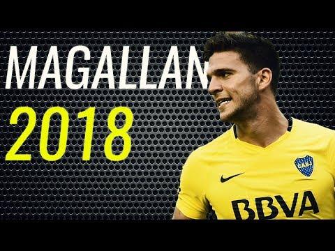 Lisandro Magallán • 2018 • Boca Juniors • Magic Defensive Skills & Goals • HD