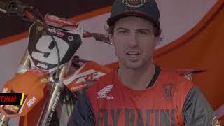 Penrite Pirelli Honda CRF Racing Team Rider - Kale Makeham