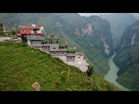 Xử lý thế nào với công trình khách sạn trái phép trên đèo Mã Pì Lèng?| VTC14