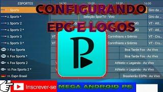 Perfectplayer-ConfigurarLOGOSeEPG
