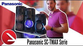 Die Nachbarn werden uns hassen | Panasonic TMAX Serie Test