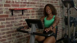 How to Use a Stationary Exercise Bike