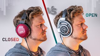 Open Vs Closed Back Headphones For GAMING - Which Is Best?