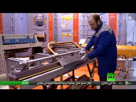 Сюжет о станках Metal Master на телеканале Russia Today