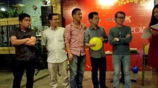Bốc thăm trúng thưởng - Phần 3 - Identifix + iATN Year End Party 2017