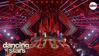 Britney Night Elimination - Dancing with the Stars