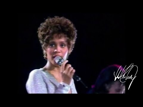 Whitney Houston - Higher Love (Live from Feels So Right Tour, 1990)