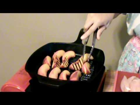 Video Chicken Recipe : Peach Glazed Chicken Recipe : Healthy Recipes : Asian at Home