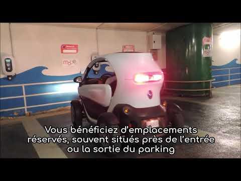 Tutoriel - Entrée/sortie Parkings Partenaires [FR]