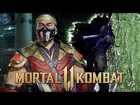 Mortal Kombat 11 Online - SECRET SUB-ZERO BRUTALITY ENDING!