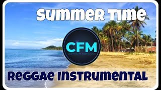 Royalty Free Music | Summer Time - Reggae Instrumental  |  No Copyright 100% FREE