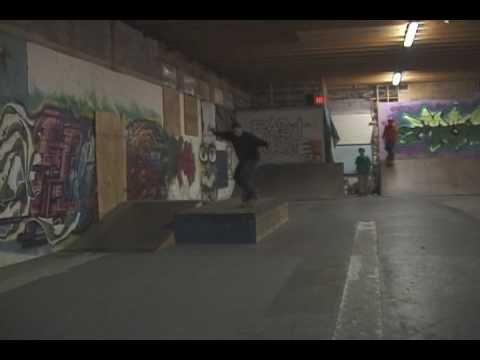 1 Day At East Shore Skatepark