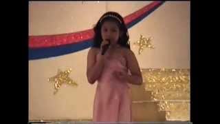 Young singer Leslie Marie Bernabe-O Mio Babbino  Caro