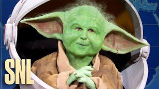 Weekend Update: Baby Yoda on Season 2 of The Mandalorian - SNL