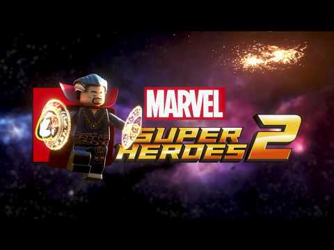 Lego Marvel Super Heroes 2 Trailer thumbnail